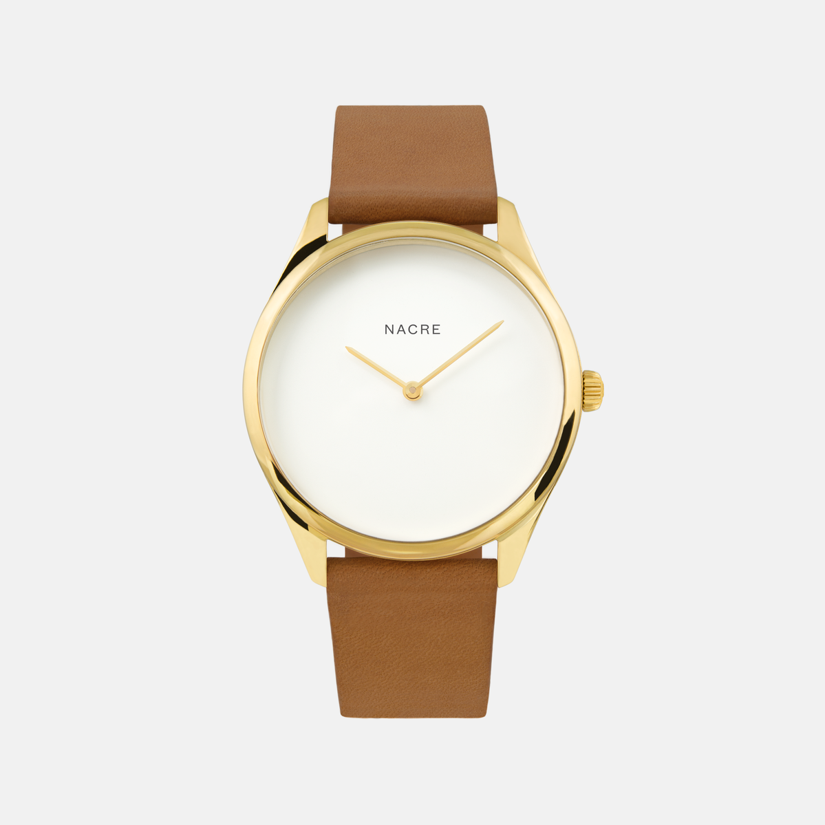 Lune - Gold - Sand Leather
