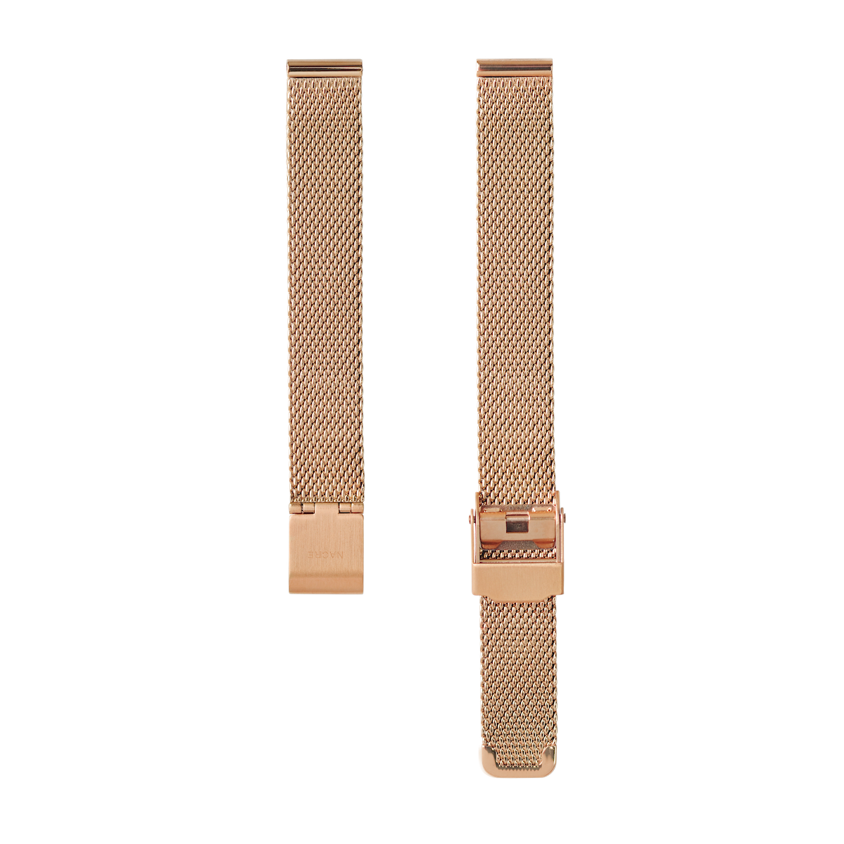 Strap - Mesh - Rose Gold - 12mm