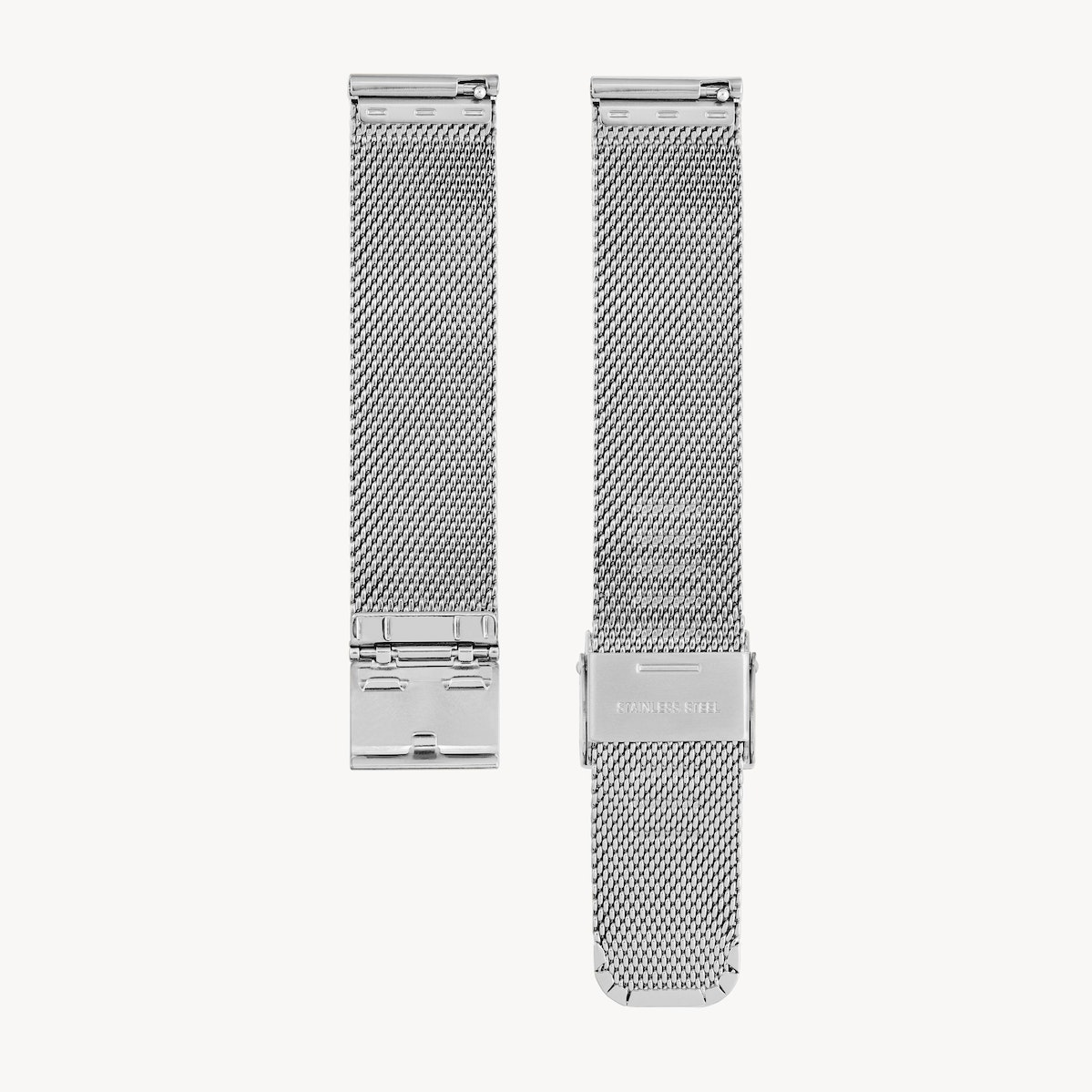 Strap - Mesh - Stainless Steel